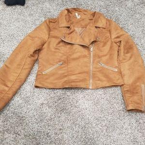 Never worn Crop jacket